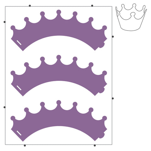 Cupcake Wrap-Crown (Pinnovation)