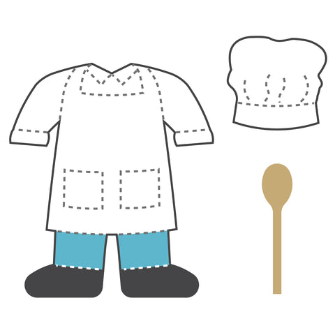 Community Helper-Chef