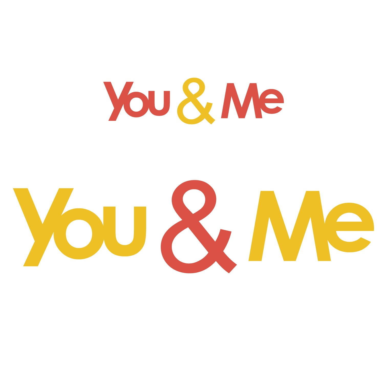 Word-You & Me – AccuCut