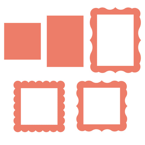 Frames Convertibles Set (Series 5)