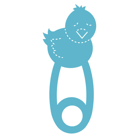 Diaper Pin-Chick