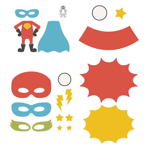 Super Hero Set #3