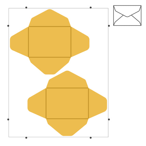 Escort Envelopes (Pinnovation)