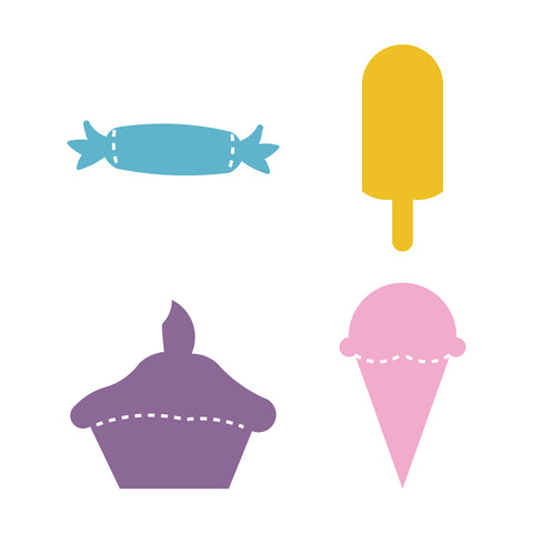 Candy, Ice Cream, Cupcake, Popsicle, Desserts