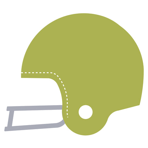 Football Helmet #1