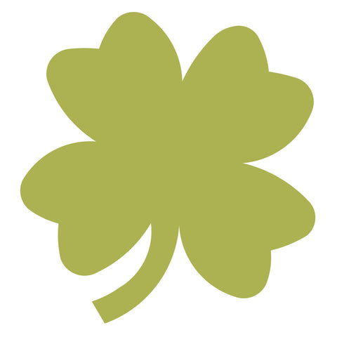 Four-Leaf Clover #1