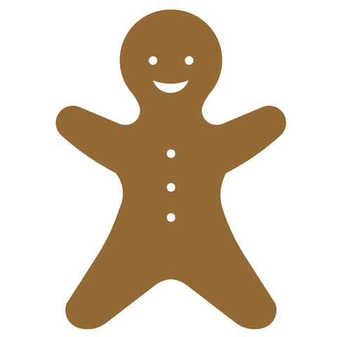 Gingerbread Man #1