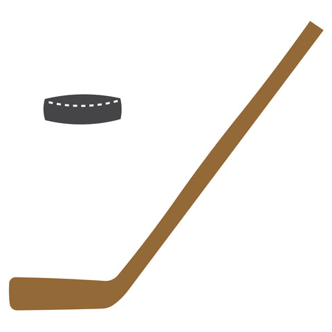 Hockey Stick & Puck