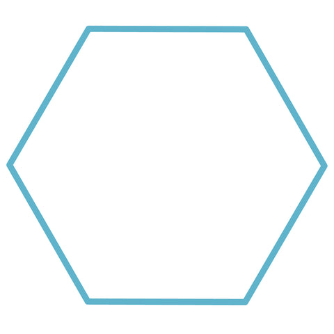 Hexagon (Clear Cuts)