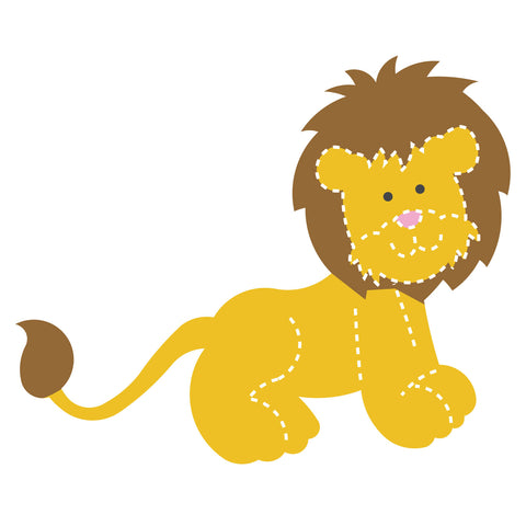 Lion-Zoo Friend
