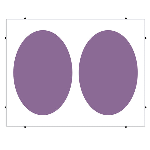 A7 Card Mats-Oval (Pinnovation)