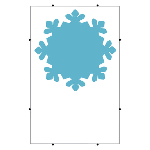 "Snowflake-10"" (Pinnovation)"