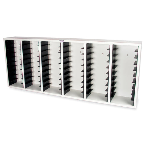 White Storage Case - Holds 60 Large, Small, Mini or Series 2 Dies