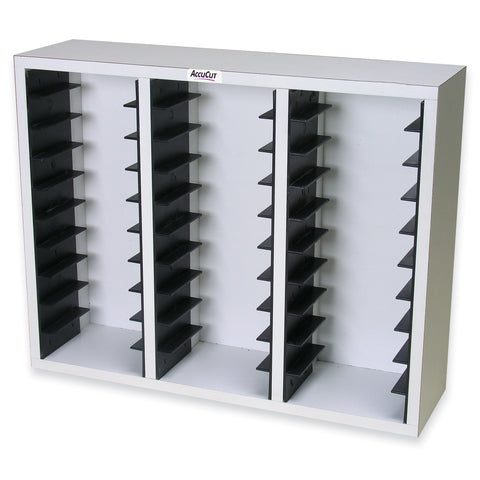 White Storage Case - Holds 30 Large, Small, Mini or Series 2 Dies