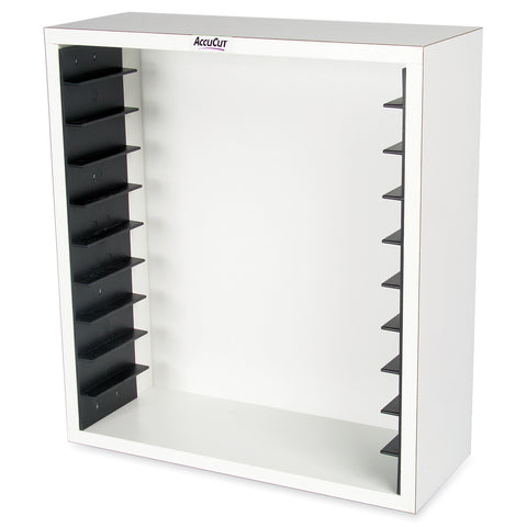 White Storage Case - Holds 10 Long Cut Dies