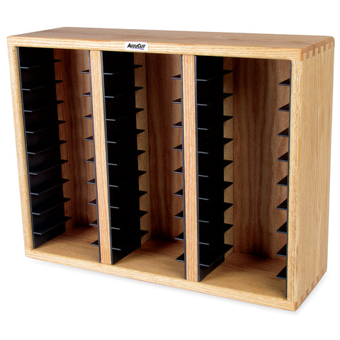 Wood Storage Case - Holds 30 Large, Small, Mini or Series 2 Dies