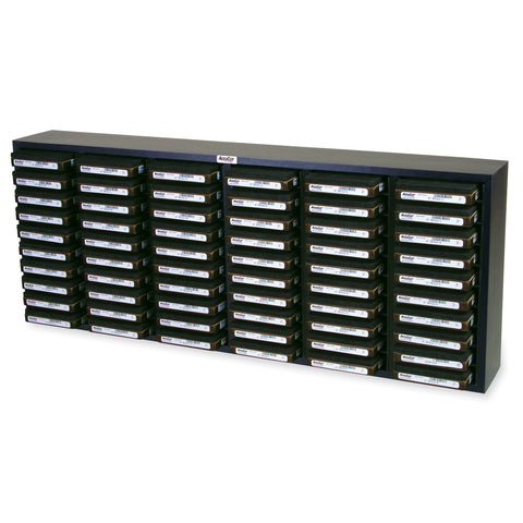 Black Storage Case - Holds 60 Large, Small, Mini or Series 2 Dies