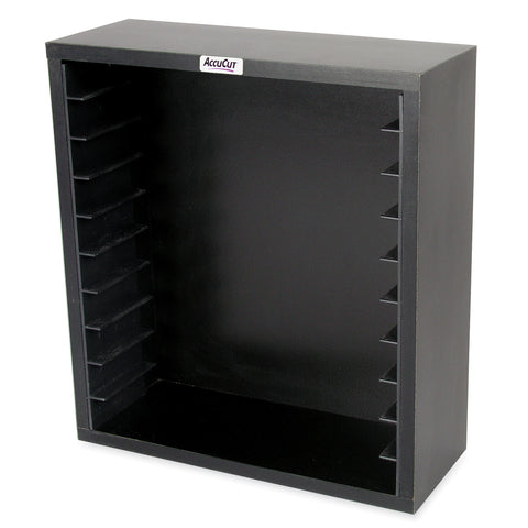 Black Storage Case - Holds 10 Long Cut Dies
