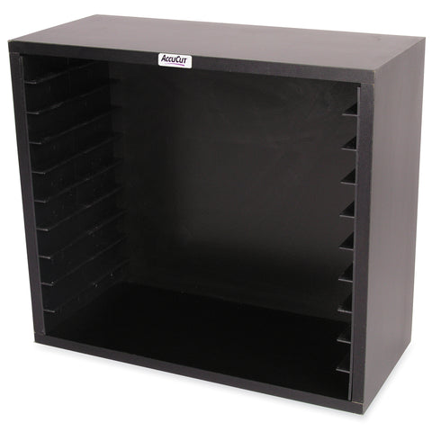 Black Storage Case - Holds 10 Super Jumbo Dies