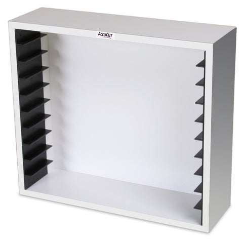 White Storage Case - Holds 10 Extra Long Cut Dies