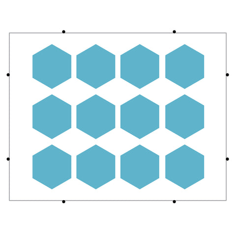 "Seals-Hexagon-2"" (Pinnovation)"