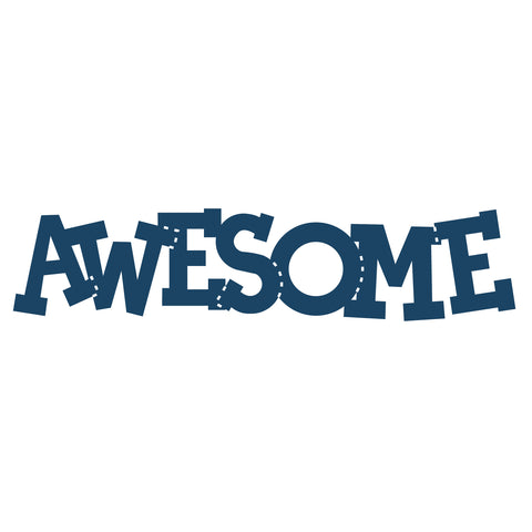 Word-Awesome – AccuCut