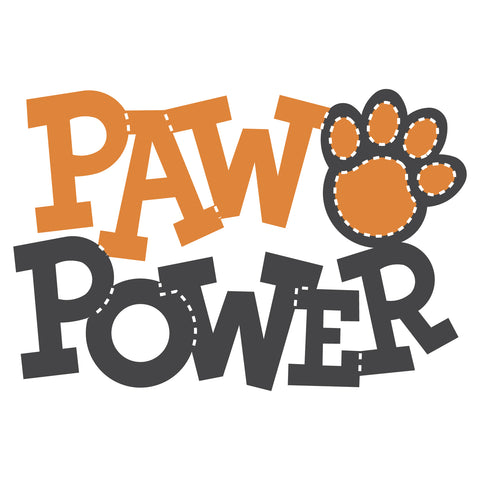 Word-Paw Power