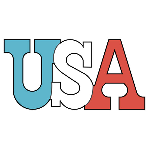 Word-USA #1 – AccuCut