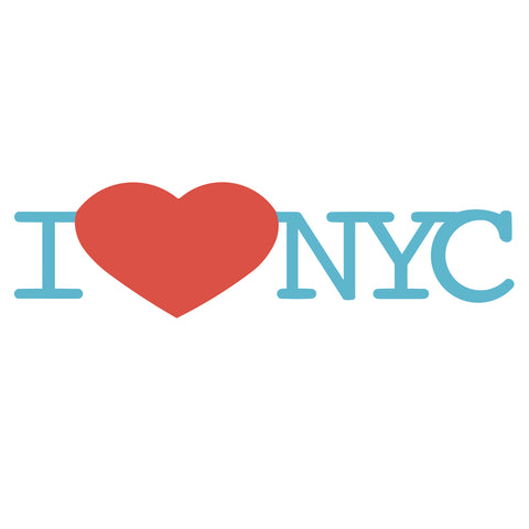 Word-I Love NYC