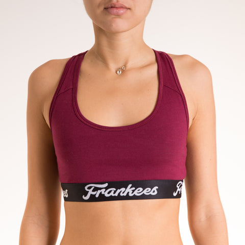 Crop Top - Jacquard Purple Potion - Size XS/S