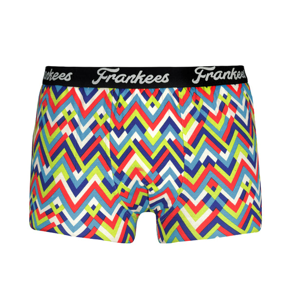 Long Leg Trunks - Chevron