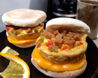Breakfast Sandwiches (3 Pack)