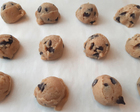 Chocolate Chip Cookie Dough (GF/DF)