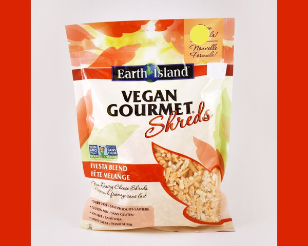 Earth Island Vegan Gourmet Shreds