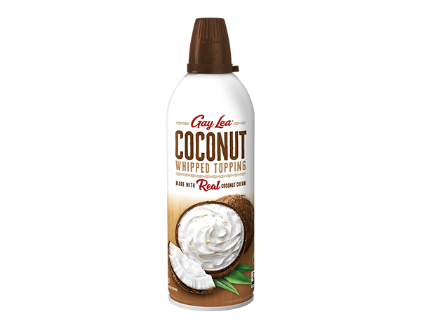 Coconut Whipped Cream BEST BEFORE 31MAY2021