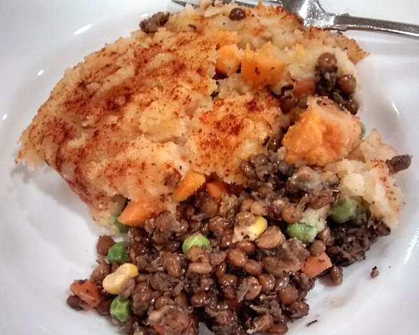 Shepherd's Pie (GF/DF/V)