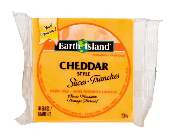Cheddar Style Cheese Slices