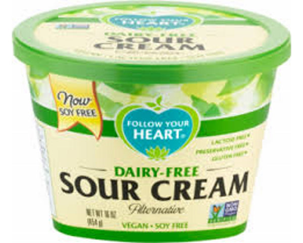 Earth Island Sour Cream