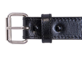 Steel Core Full Grain Leather Gun Belt