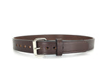 30 Dollar Gun Belt - USA MADE Gun Belt - Brown Creased