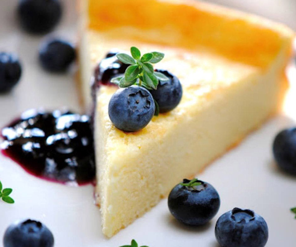 Plain Jane Dessert Cheesecake