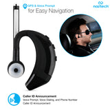Naztech N750 Emerge Wireless Headset Black