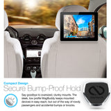Naztech MagBuddy Universal Magnetic Headrest Mount Black