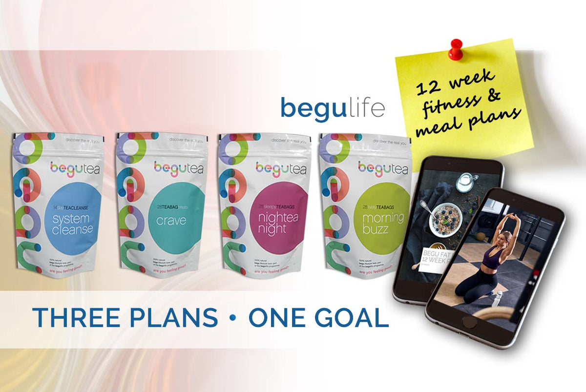 begulife 12 week plans
