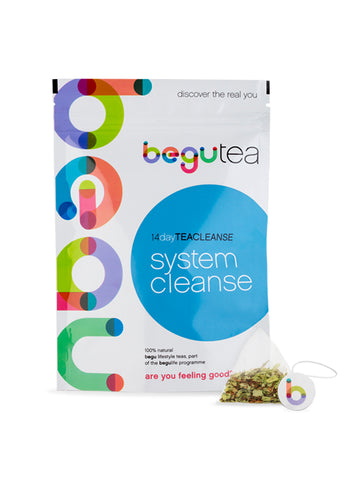 system cleanse tea (Senna) with teabag