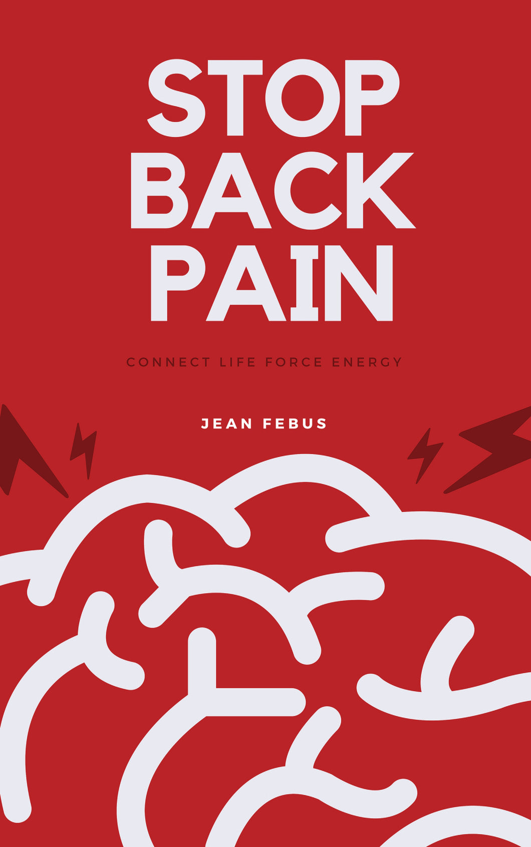 STOP BACK PAIN JEAN FEBUS BOOK GUIDE