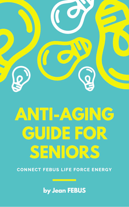 Seniors Anti-Aging for Men - Jean Febus therapy