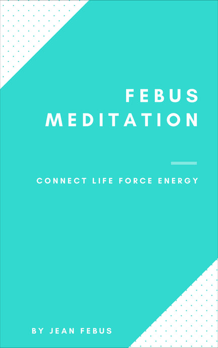jean febus book Esoterism, miracles, miracles healing, meditation, healing, wellness books, wellness methods, energy therapy,