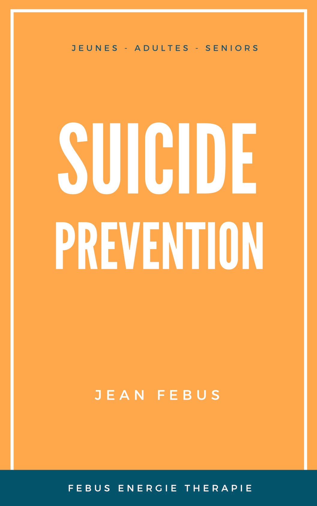 Jean Febus Guide Suicide Prevention