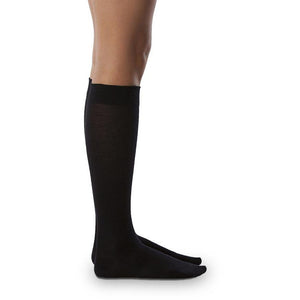 Sigvaris Merino Wool Women's 20-30 mmHg Knee High, Navy
